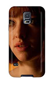 Hot Snap-on Amanda Seyfried In In Time Hard Cover Case/ Protective Case For Galaxy S5
