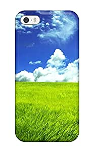 Protection Case For Iphone 5/5s / Case Cover For Iphone(grass)