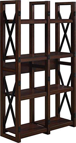 Mahogany Veneer (Latigo Brown Wood)