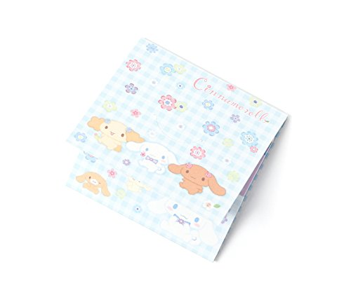 Square Floral Fusion (Cinnamoroll Sticky Notes Set: Floral)