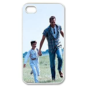 Hjqi - DIY A Perfect World Plastic Case, A Perfect World Unique Hard Case for iPhone 4,4G,4S