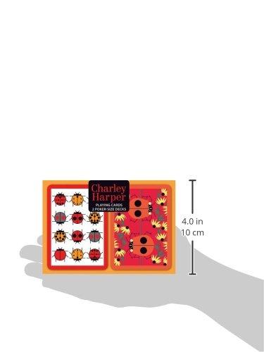 Charley Harper: 2 Poker-size Decks