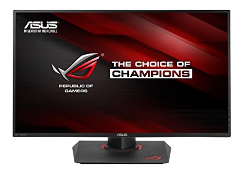 ASUS ROG SWIFT PG279Q 27' 2560x1440 IPS 165Hz 4ms G-SYNC Eye Care Gaming Monitor with DP and HDMI ports