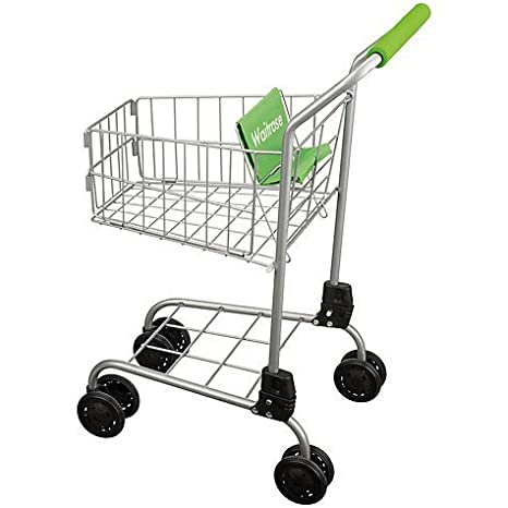 32afc16286fe Image Unavailable. Image not available for. Colour: Toy Waitrose Shopping  Trolley