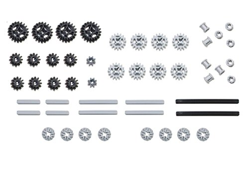 LEGO-50pc-Technic-gear-axle-SET