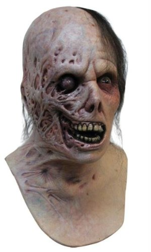 Zombie Props For Halloween - Morris Costumes Burnt Horror Adult Latex