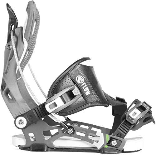 Flow NX2 Hybrid Snowboard Bindings 2018 - Men's