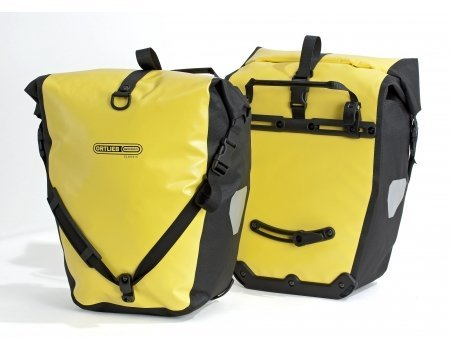 Ortlieb Back-Roller Classic Panniers - Yellow/Black