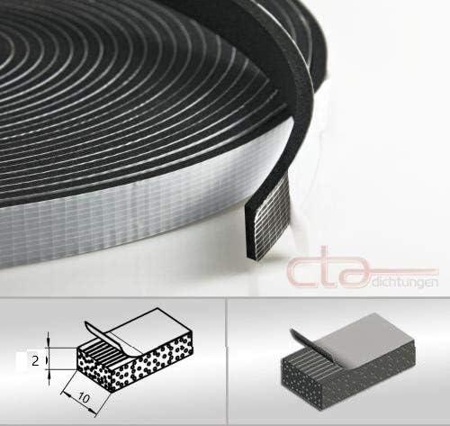Schwarz Gl/änzend 150 cm R/ückseite Kofferraum Dach Gummi Sto/ßstange Spoiler F/ür Amarok Arteon Modelle