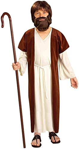 Forum Novelties Biblical Times Jesus Child Costume, Medium - Jesus Child Costumes