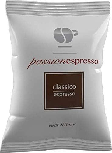 100 capsule PASSIONESPRESSO CLASSICA LOLLO CAFFE' compatibili Nespresso