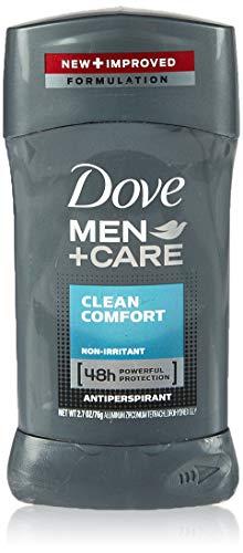 🥇 Dove Men+Care  Antiperspirant Deodorant Stick