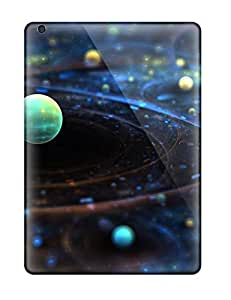 Ipad Air Covers Cases - Eco-friendly Packaging(space Map)
