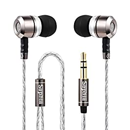Sephia SP3060 Noise Isolating in-ear Earphones Headphones, H...
