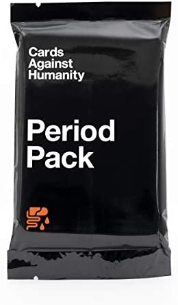 Cards Against Humanity: Period Pack Pink