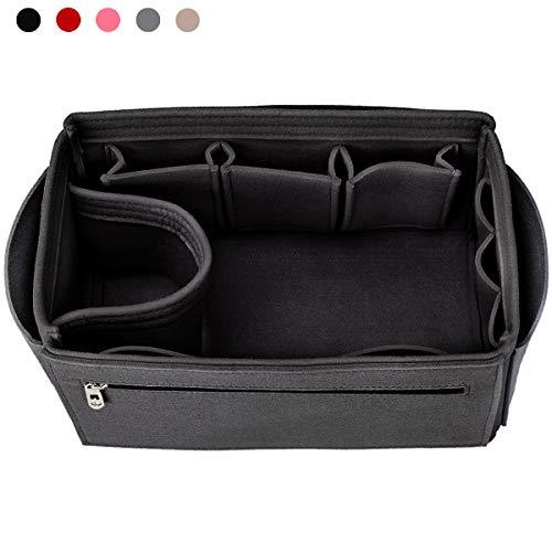 - Felt Insert Bag Organizer Bag In Bag For Handbag Purse Tote, Fits Speedy Neverfull, 13 Pockets, 4 Sizes, 5 Colors