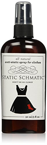 Static Schmatic Solution for Clothes, 3 Fluid Ounce