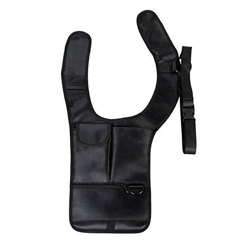Underarm Shoulder Bag- Underarm Bag For Men- Underarm Phone Case - - Anti Theft Armpit Cross-package Security Holster Strap Messenger Bags Underarm Phone Burglarproof ()