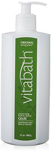 Vitabath Moisturizing Bath Gelee, Original Spring Green  21 oz
