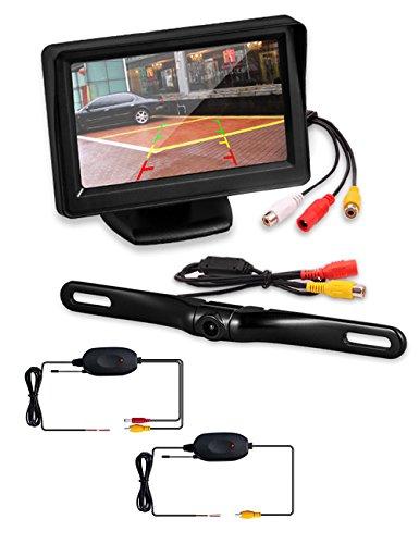 Wireless Backup Camera VEIPAO TFT LCD product image