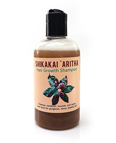 - Shikakai Aritha Hair Growth Shampoo