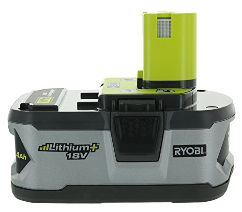 Ryobi P122 4AH One+ High Capacity Lithium Ion Batteries For Ryobi Power Tools (2 Pack of P108 Batteries) by Ryobi (Image #6)