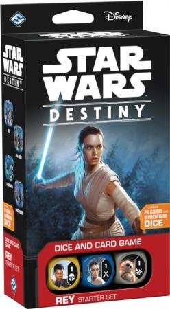 Fantasy Flight Games Star Wars Destiny: Rey Starter Set