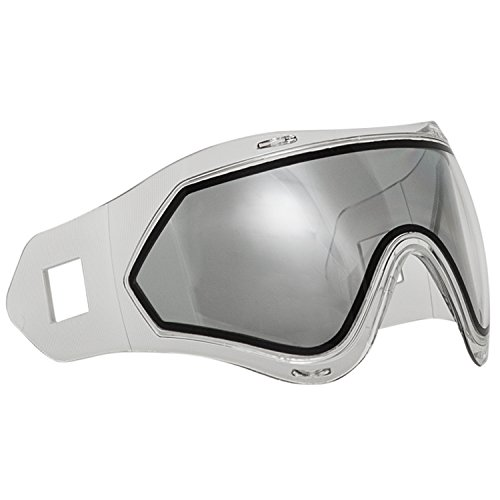 Valken Paintball Profit/SC/Identity Goggle Thermal Replacement Lens - Polarized, Clear 75630