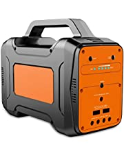 130wh Portable Power Supply Solar Generator Emergency Power Station 12000mAh Rechargeable Lithium Battery Outdoors Travel Home