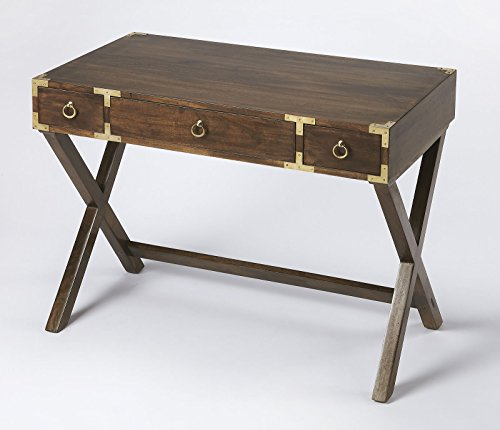 WEST INDIES CAMPAIGN WRITING DESK - CONSOLE TABLE