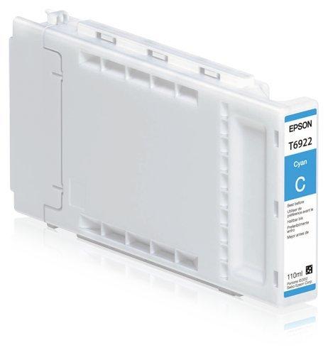 Cyan Ultra Chrome XD Ink Cartridge, 110 ml () - Epson T692200