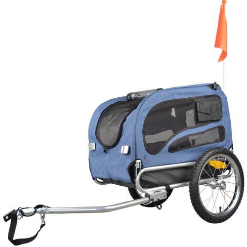 Orignial Doggyhut Medium Pet Bike Trailer Dog Bicycle Carrie