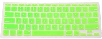 AVMART MacBook AIR 13 13.3 INCH Anti DUST Stain Silicon Keyboard Cover  Green  Laptop Accessories