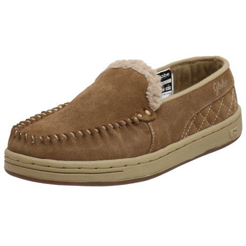 Globe Men's Castro Slip-On,Granite/Khaki,9 M US