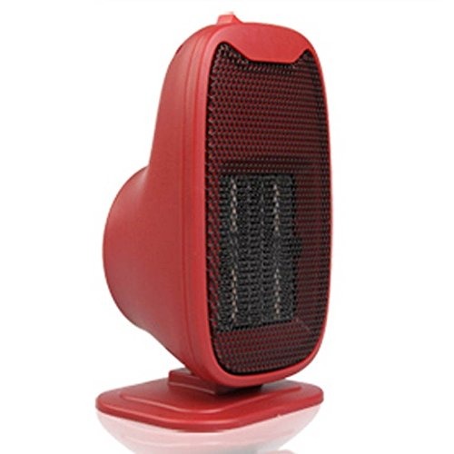 Mini Space Ceramic Ptc Heater Desktop Room Warm Hands 17 10 7cm Continously More Than 8 Hours Double Safety Design Ceramic Heaters