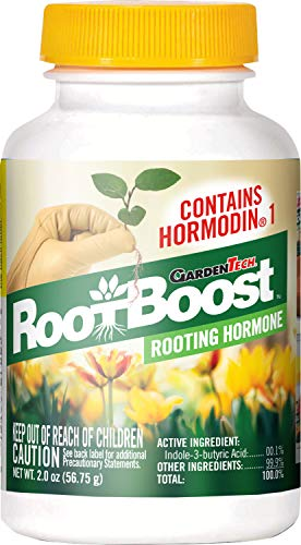 (RootBoost 100508075 Rooting Hormone Powder, 2 oz, Green)