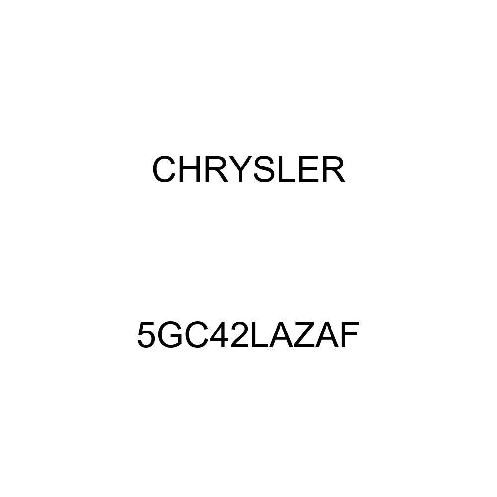 Genuine Chrysler 5GC42LAZAF Steering Wheel