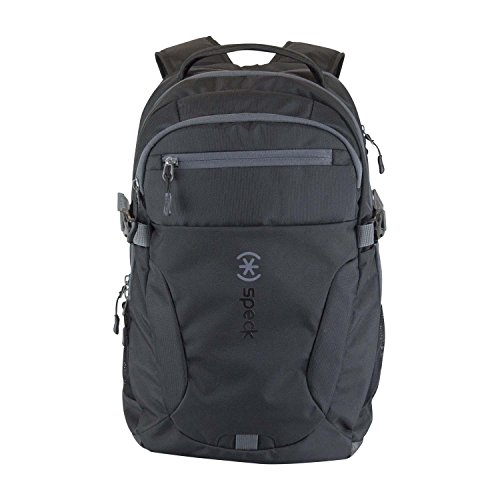 (Speck Products Visor Backpack for Laptops, Black/Black )