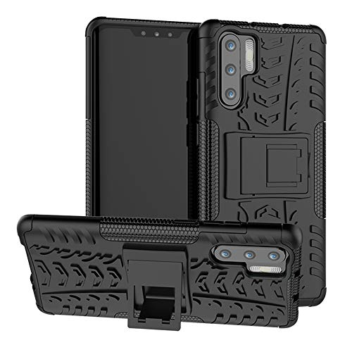 Huawei P30 Pro/Plus Case,Labanema Heavy Duty Shock Proof Rugged Cover Dual Layer Armor Combo Protective Hard Case Cover for Huawei P30 Pro /P30 Plus(Not Fit Huawei P30 /P30 Lite) - - Shock Combo