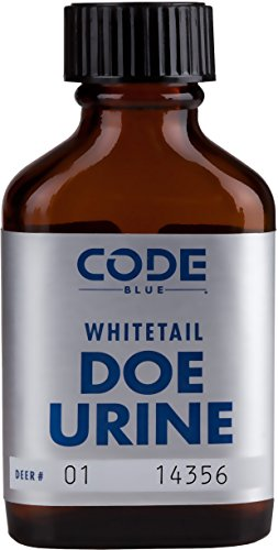 Code Blue Whitetail Doe Urine