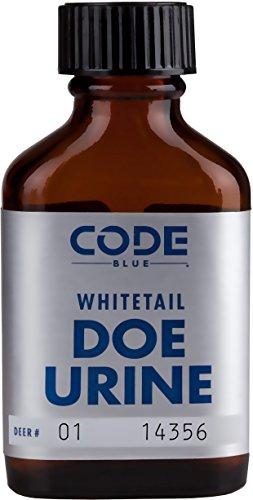 - Code Blue Whitetail Doe Urine