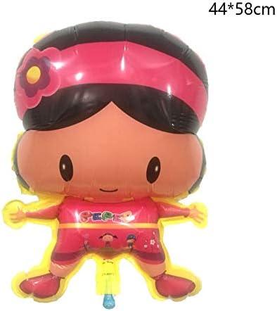 Set Giorno Pocoyo Palloncini Foil Palloncino for Bambini Prodotti for Bambini Doccia Festa di Compleanno Air Balloons Decorazione Globos Giocattoli Nozze WXQHYD Compleanno Decorazione 5pcs
