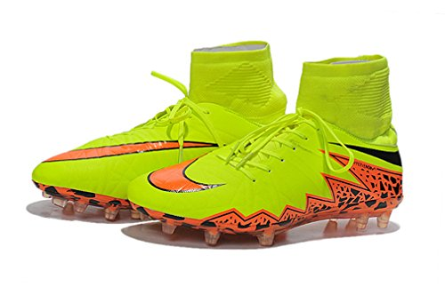HYPERVENOM FG gelb Schuhe Herren Hi Top Flyknit Generic II Fußball Premium Fußball Phantom Stiefel P5dXxP0wq