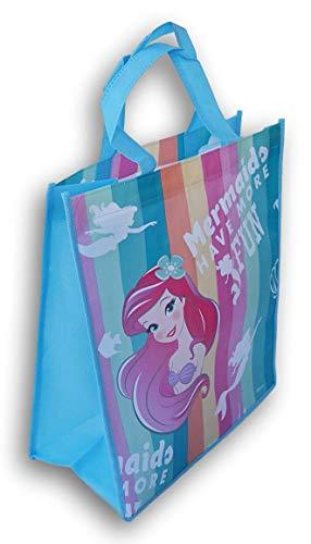 - Princess Ariel ''Mermaids Have More Fun'' Tote Bag - 12.5 x 13 Inch