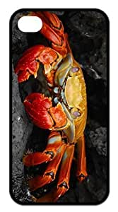 Back Case Durable Crab Case For iPhone 4,4s