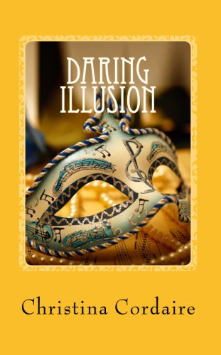 book cover of Daring Illusion