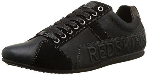 Redskins Cuesto, Herren Sneakers Schwarz (Noir)