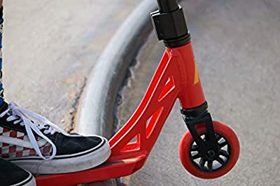 Arcade Pro Scooters - Stunt Scooter for Kids 7 Years and Up - Perfect for Beginners Boys and Girls - Best Trick Scooter for BMX Freestyle Tricks by Nextsport