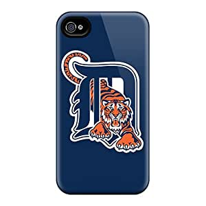 Best Hard Phone Case For Iphone 6 With Custom High-definition Baseball Detroit Tigers Pictures CristinaKlengenberg