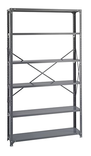 Safco Products 6251 Industrial Shelving 48